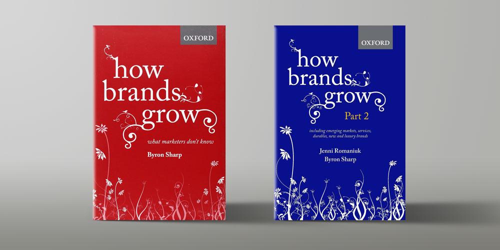 sách marketing How Brands Grow (Byron Sharp)